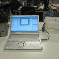1入力1出力の温度制御系に対するPID制御実験装置